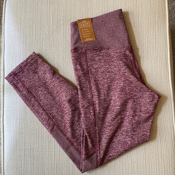 PINK Victoria's Secret Pants - 🆕 VS Pink High Waist Cozy Leggings💖